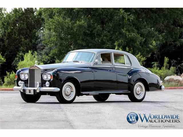 1963 Rolls-Royce Silver Cloud III | 1002996