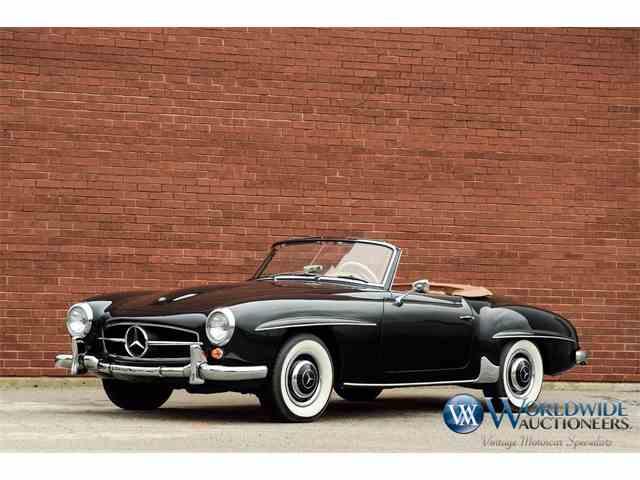 1958 Mercedes-Benz 190SL | 1002999