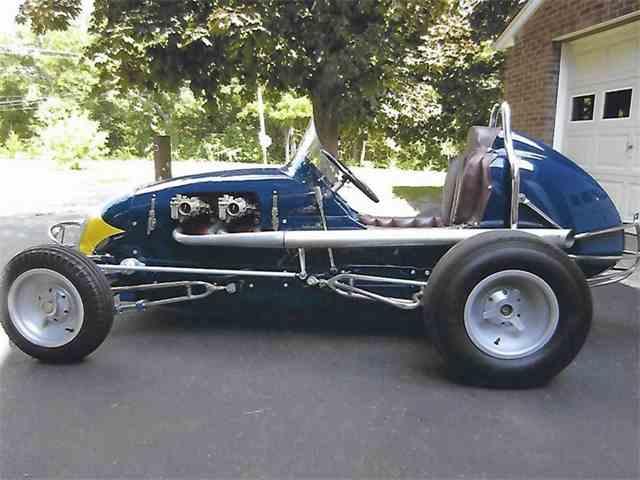 1950 Kurtis Kraft Midget Open wheel Racer | 1000003