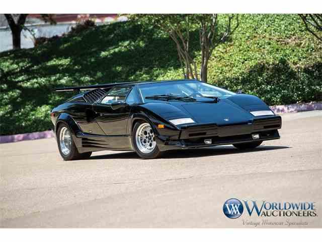 1989 Lamborghini Countach 25th Anniversary | 1003001