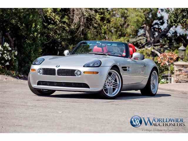 2003 BMW Z8 Alpina | 1003008