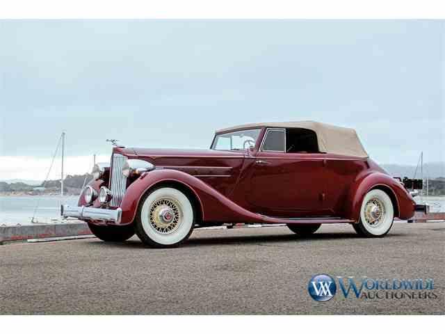 1935 Packard 1201 | 1003009
