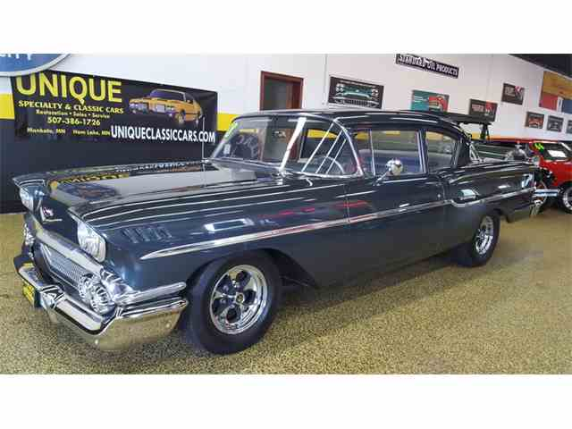 1958 Chevrolet Delray   1000301