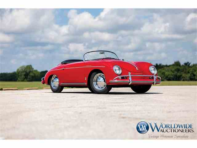 1958 Porsche 356A | 1003010