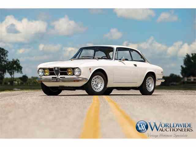 1969 Alfa Romeo 1750 GT Veloce 'Iniezione' | 1003012