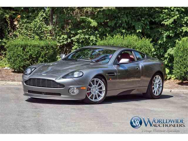 2006 Aston Martin Vanquish | 1003016