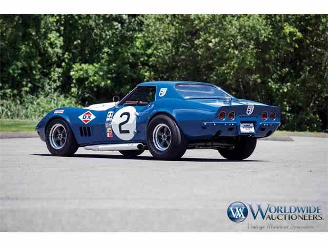 1968 Chevrolet Corvette L-88 | 1003023