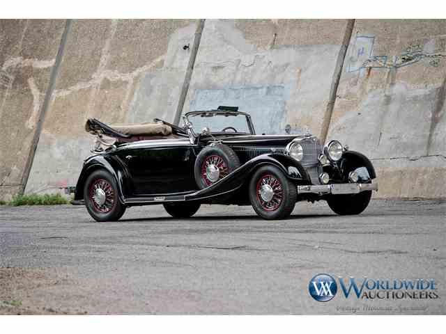 1934 Mercedes-Benz 380K | 1003027