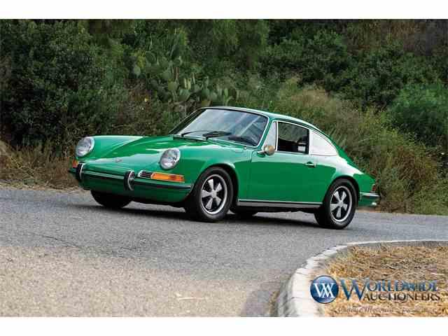 1970 Porsche 911E | 1003028