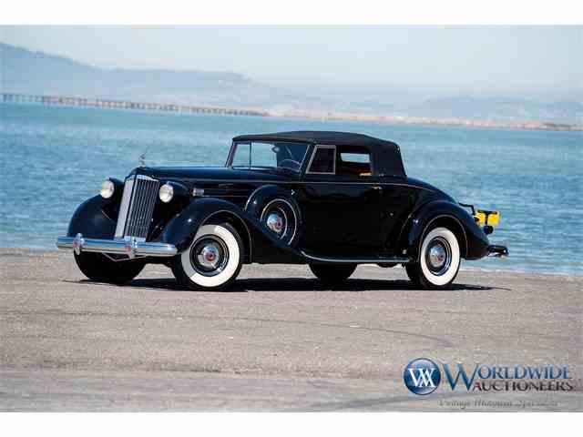 1937 Packard 1507 Twelve | 1003030