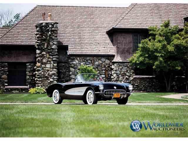 1957 Chevrolet Corvette | 1003034