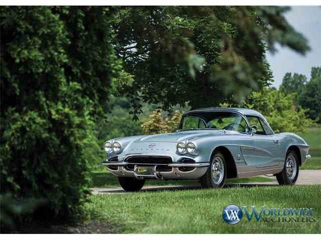 1962 Chevrolet Corvette 'Big Brake' | 1003035