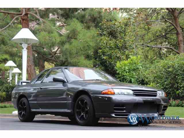 1991 Nissan Skyline 'R32 GTR' | 1003039