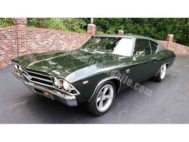 Picture of '69 Chevrolet Chevelle SS - $39,900.00 - LFU8