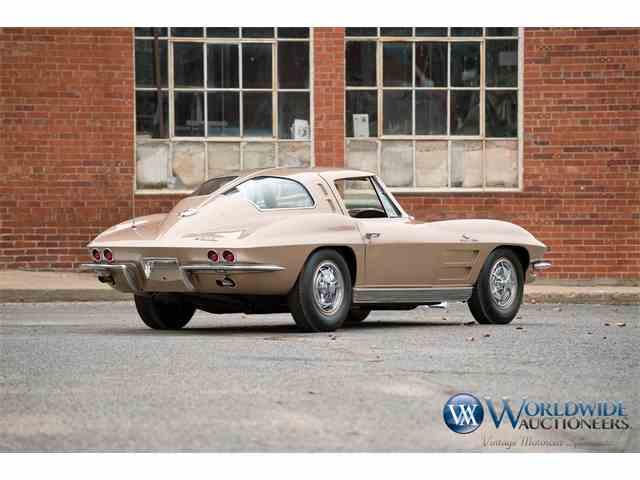 1963 Chevrolet Corvette Z06 'Tanker'   1003042