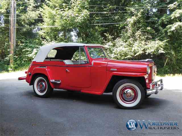 1948 Willys-Overland Jeepster | 1003044