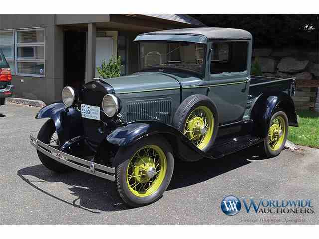 1931 Ford Model A | 1003045