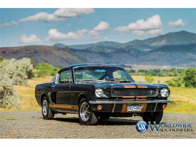 1966 Shelby GT350 | 1003048