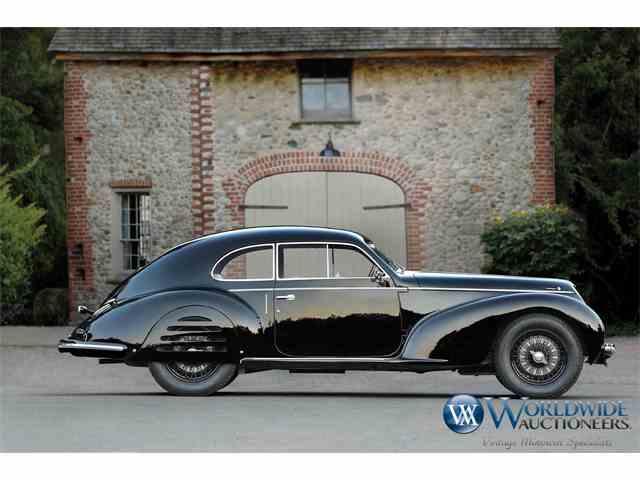 1939 Alfa Romeo 6C 2500 Sport | 1003050