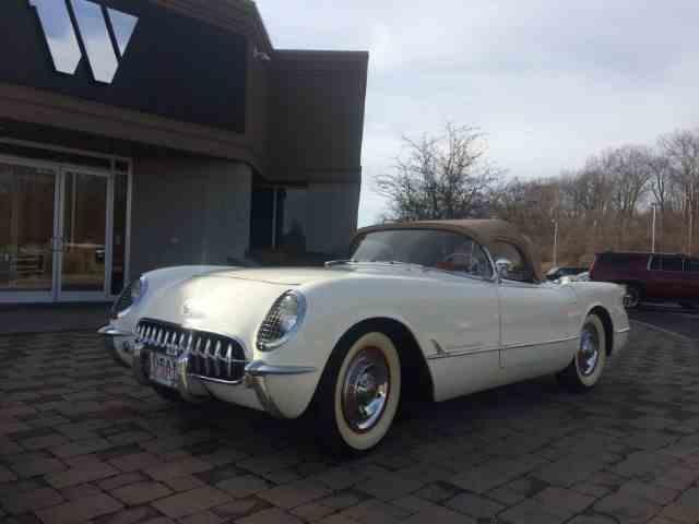 1954 Chevrolet Corvette | 1003053