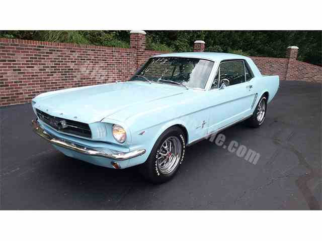 1965 Ford Mustang | 1000306