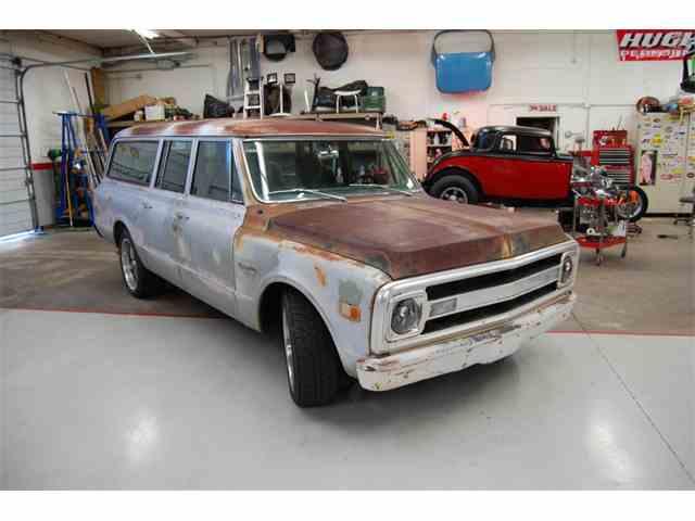 1970 Chevrolet Suburban | 1003062