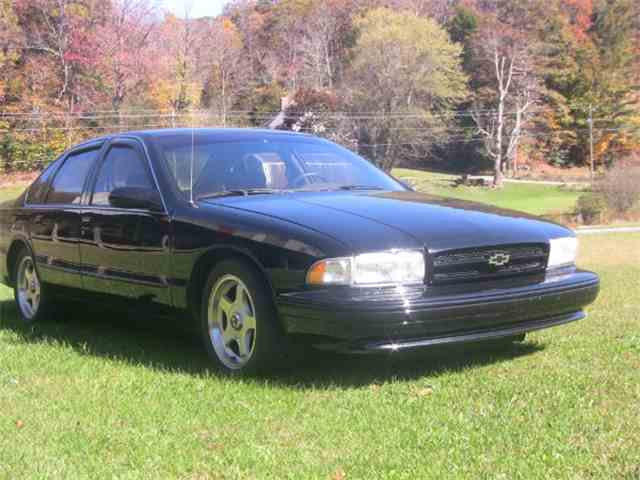 Picture of 1995 Caprice located in Cornelius North Carolina Offered by Classic Lady Motors - LHYX