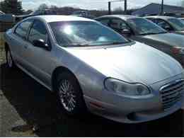 2004 Chrysler Concorde for Sale - CC-1003070