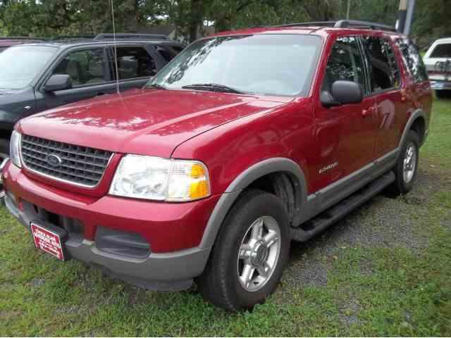 2002 Ford Explorer | 1003073
