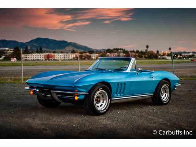 1965 Chevrolet Corvette | 1003076