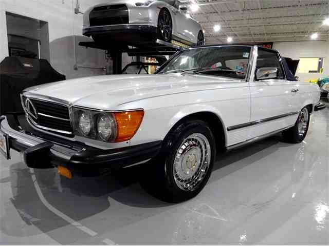 1978 Mercedes-Benz 450SL | 1003081