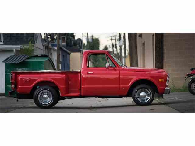 1968 Chevrolet C/K 10 | 1003082