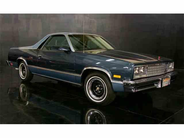 1986 Chevrolet El Camino | 1003085