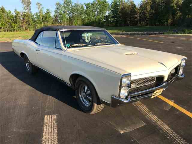 1967 Pontiac GTO | 1003087