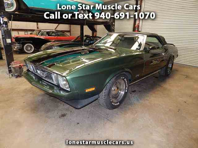1973 Ford Mustang | 1003089