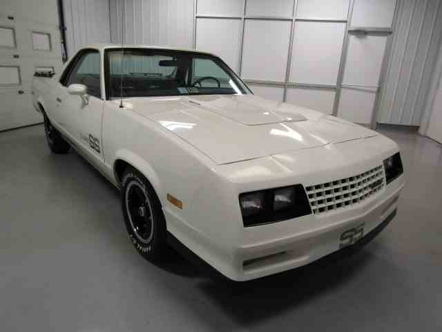 Picture of 1984 El Camino located in Virginia - $11,900.00 Offered by Duncan Imports & Classic Cars - LHZR