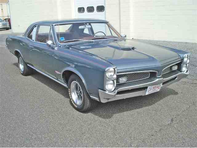 1966 Pontiac GTO | 1003096