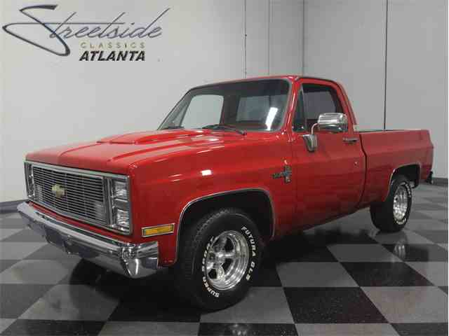 1987 Chevrolet C/K 10 | 1000310