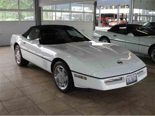 1989 Chevrolet Corvette | 1003107