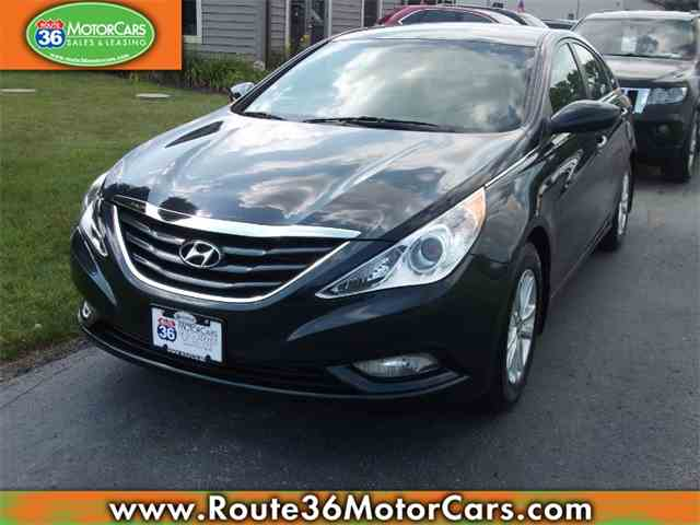 Picture of '13 Sonata - LI04