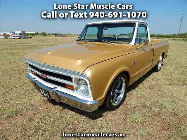 1968 Chevrolet C/K 10 | 1003110