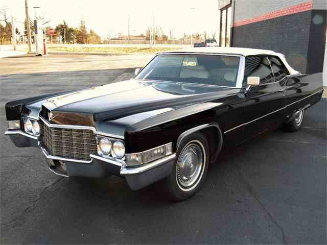 1969 Cadillac DeVille | 1003118