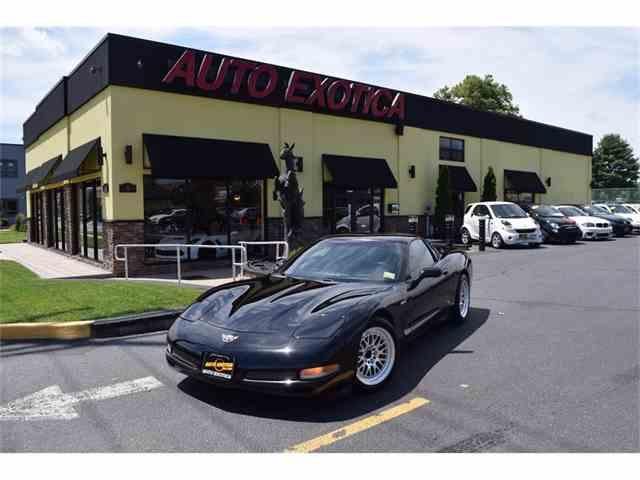 2003 Chevrolet Corvette Z06 | 1003122