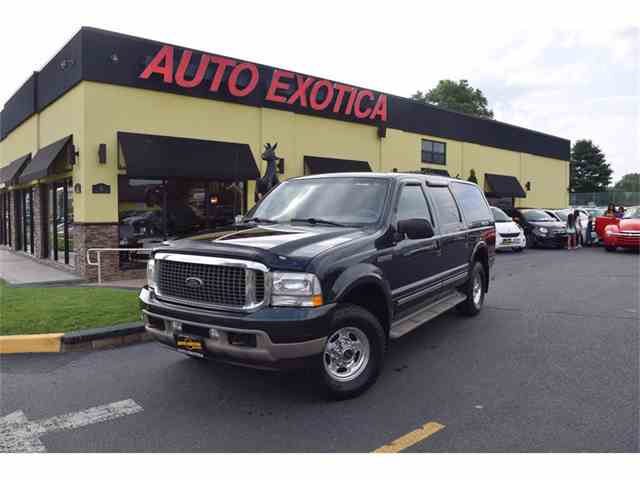 2002 Ford Excursion | 1003124