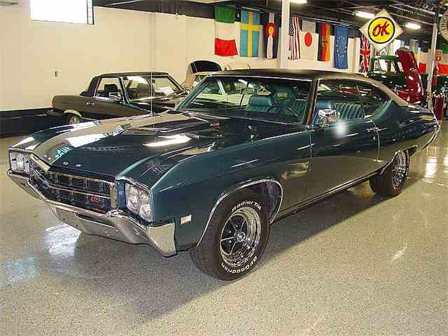 1969 Buick Gran Sport | 1003138