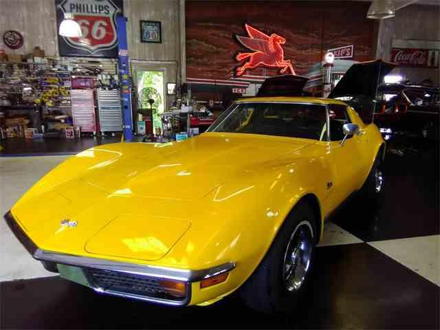 1972 Chevrolet Corvette | 1003148