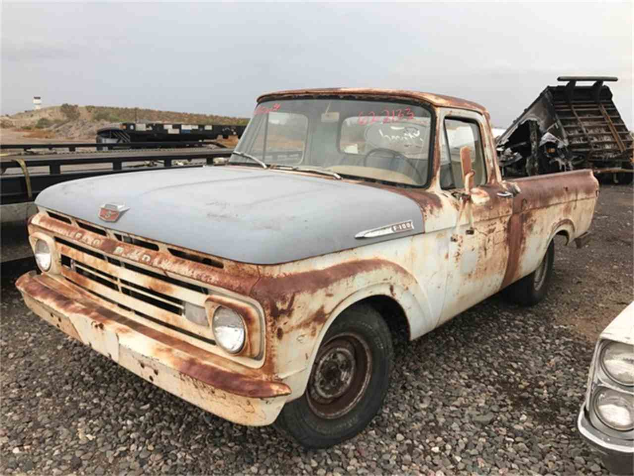 1962 Ford F100 for Sale - CC-1003151