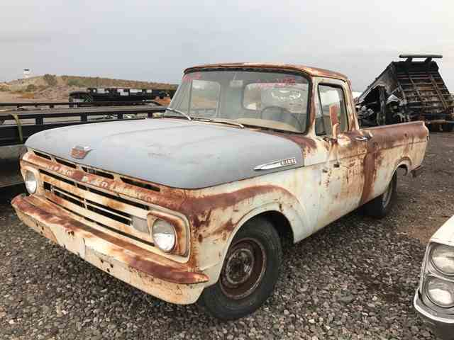 1962 Ford F100 | 1003151
