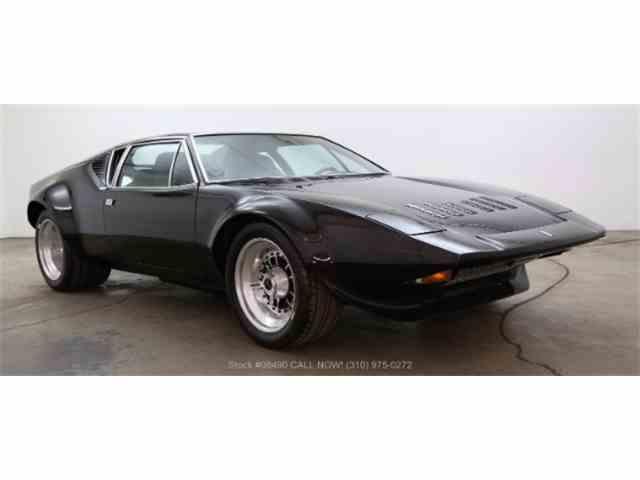 1974 DeTomaso Pantera | 1000316