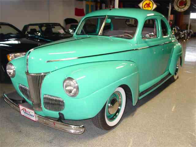1941 Ford Business Coupe | 1003166